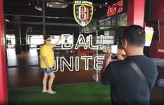 VIDEO: CĐV Bali háo hức chờ đợi trận ĐT Indonesia gặp ĐT Việt Nam