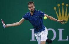 """""""Thần đồng"""" quần vợt Nga đe dọa vị trí thứ 3 thế giới của Federer"""