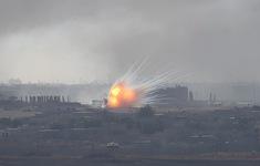 Hơn 130.000 người bị ảnh hưởng vì chiến dịch quân sự Thổ Nhĩ Kỳ
