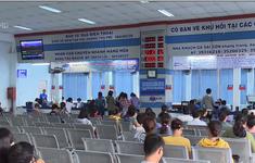 Mở bán vé tàu Tết Canh Tý 2010 cho cá nhân
