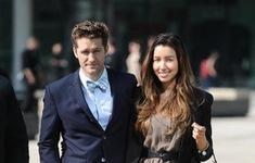 Vợ của sao phim Glee bị sảy thai