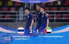 [KT] ĐT Thái Lan 2-1 ĐT UAE: Chiến thắng thuyết phục, ĐT Thái Lan giành ngôi đầu bảng!