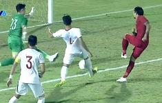 VIDEO: Bàn thua đầu tiên của ĐT Việt Nam tại vòng loại thứ 2 World Cup 2022