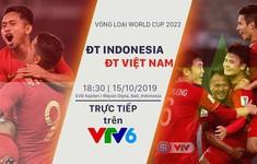 ĐT Indonesia - ĐT Việt Nam: Mục tiêu chiến thắng (18h30, trực tiếp trên VTV6)