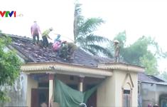 Mưa lớn và giông sét gây nhiều thiệt hại tại Hà Tĩnh