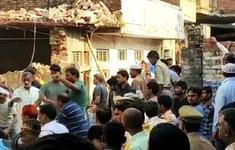 Sập nhà tại Ấn Độ và Peru, hàng chục người thương vong