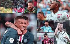 Lịch thi đấu, BXH vòng 10 Ligue 1: PSG tiếp đón Angers