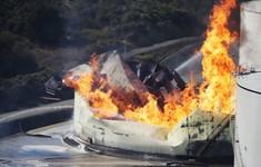 Nổ gây cháy lớn tại nhà máy lọc dầu bang California, Mỹ
