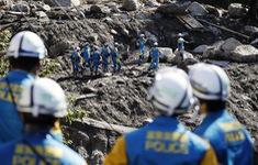 Nhật Bản nỗ lực tìm kiếm người mất tích trong bão Hagibis