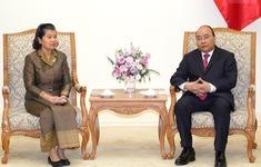 """""""Việt Nam mong muốn tiếp tục thúc đẩy quan hệ hữu nghị với Campuchia"""""""