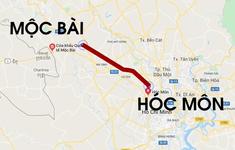 TP.HCM làm chủ đầu tư dự án cao tốc TP.HCM - Mộc Bài, Tây Ninh