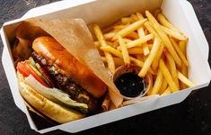 Giấy gói đồ ăn nhanh có thể khiến cơ thể nhiễm độc tố