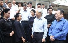 Mọi thắng lợi của cách mạng Việt Nam đều do dân vận khéo mà có