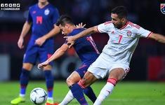 Chân sút số 1 của ĐT UAE vắng mặt ở trận gặp ĐT Việt Nam