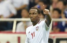 Phung phí cơ hội trước ĐT Thái Lan, tiền đạo UAE quyết sửa sai ở trận gặp ĐT Việt Nam
