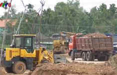 Quãng Ngãi: Khẩn cấp tái định cư cho người dân sống gần nhà máy rác