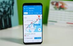 Google Maps cập nhật tính năng mới thông báo tai nạn cho người dùng iPhone