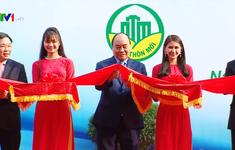 Thủ tướng Nguyễn Xuân Phúc dự Triển lãm thành tựu xây dựng nông thôn mới