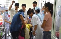 Vụ ngộ độc khí tại Nam Định, hơn 50 công nhân đang tiếp tục được điều trị