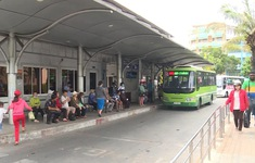 TP.HCM nghiên cứu lắp camera nhận diện khuôn mặt tại các trạm dừng xe bus để chống móc túi
