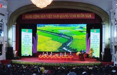 Thành tựu trong 9 năm xây dựng nông thôn mới là to lớn, toàn diện và lịch sử
