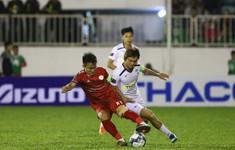 TRỰC TIẾP BÓNG ĐÁ CLB TP Hồ Chí Minh 0-0 Hoàng Anh Gia Lai: Hiệp một