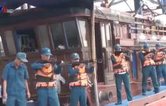 Đà Nẵng xây dựng lực lượng dân quân tuyến biển vững mạnh