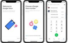 Google Voice cập nhật tính năng thực hiện cuộc gọi qua Siri