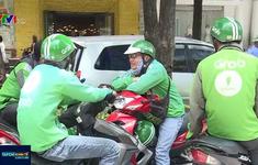 Tài xế GrabBike kiến nghị định danh nghề tài xế xe ôm công nghệ