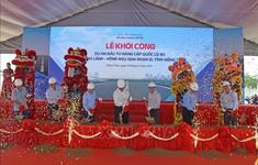 Khởi công nâng cấp Quốc lộ 30 đoạn Cao Lãnh - Hồng Ngự, Đồng Tháp