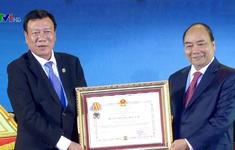 Trao Huân chương Độc lập hạng Ba cho 2 tỉnh hoàn thành xây dựng nông thôn mới