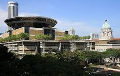 Singapore lần đầu tiên kết án nghi can tài trợ khủng bố