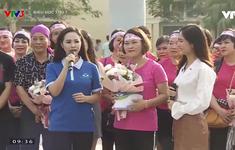 Điều ước thứ 7: Người phụ nữ kiên cường vượt qua nỗi đau mất 1 chân và chiến thắng bệnh ung thư vú