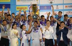 U21 Phố Hiến 0-1 U21 Hà Nội: U21 Hà Nội lần thứ 5 vô địch U21 Quốc gia