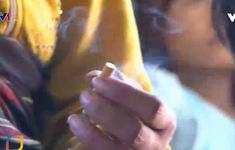 40% trẻ em thường xuyên tiếp xúc với thuốc lá thụ động