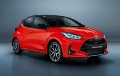 Toyota Yaris 2020 ra mắt thế hệ mới