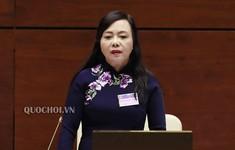 Bà Nguyễn Thị Kim Tiến chấm cho mình mấy điểm sau 8 năm làm Bộ trưởng Bộ Y tế?