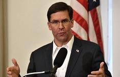 Bộ trưởng Bộ Quốc phòng Mỹ bất ngờ tới Afghanistan