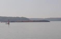 Sự cố chìm tàu trên sông Lòng Tàu: Phương án nạo vét khẩn cấp chưa triển khai được