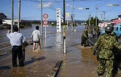 Nhật Bản hỗ trợ các nạn nhân siêu bão Hagibis