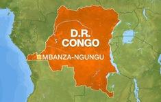 Xe bus bốc cháy ở Congo, 24 người chết thảm