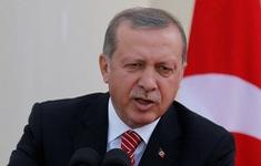 Tổng thống Thổ Nhĩ Kỳ sẽ hội đàm với Tổng thống Nga về Syria