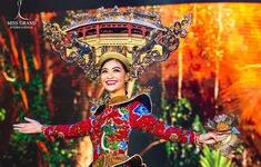 Gặp sự cố trước giờ G, Kiều Loan vẫn tỏa sáng với phần thi quốc phục tại Miss Grand International 2019