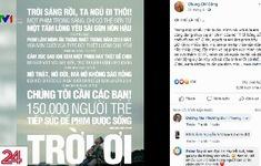 Đạo diễn phim Việt kêu cứu khán giả đến rạp