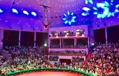 Liên hoan xiếc quốc tế 2019: Lộ diện nhiều nghệ sĩ trẻ tiềm năng trong biểu diễn nghệ thuật xiếc