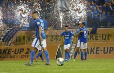 Thắng CLB Hà Nội với tỉ số 4-2, Than Quảng Ninh giành vị trí thứ 3 chung cuộc V.League 2019