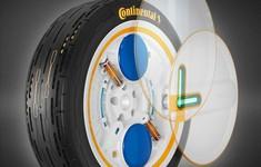 Đức phát triển lốp ô tô tự bơm căng