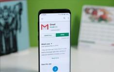 Ứng dụng Gmail cuối cùng cũng đã có chế độ Dark Mode