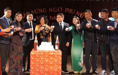 Hội LHPN Việt Nam tại Hàn Quốc ngày càng phát triển mạnh mẽ