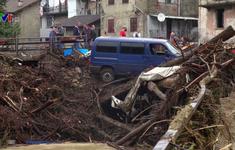 Mưa lớn gây thiệt hại nặng tại Italy